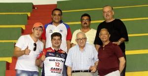 Noildo Macedo, Rosalvo Filho, renan Tavares Ediney Guerra, Fábio Lauck, Aécio de Borba e Manoel Cruz.