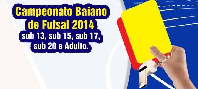 Campeonato Baiano 2014
