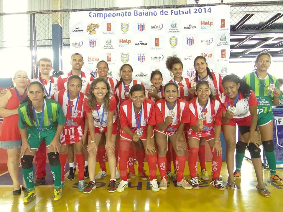 AECALEM Futsal Feminino