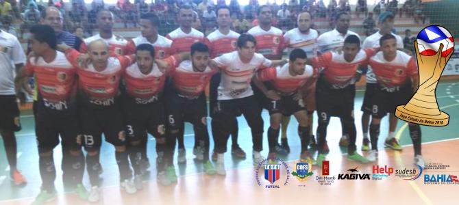 XXIV Torneio Aberto Taca Estado da Bahia - 2016