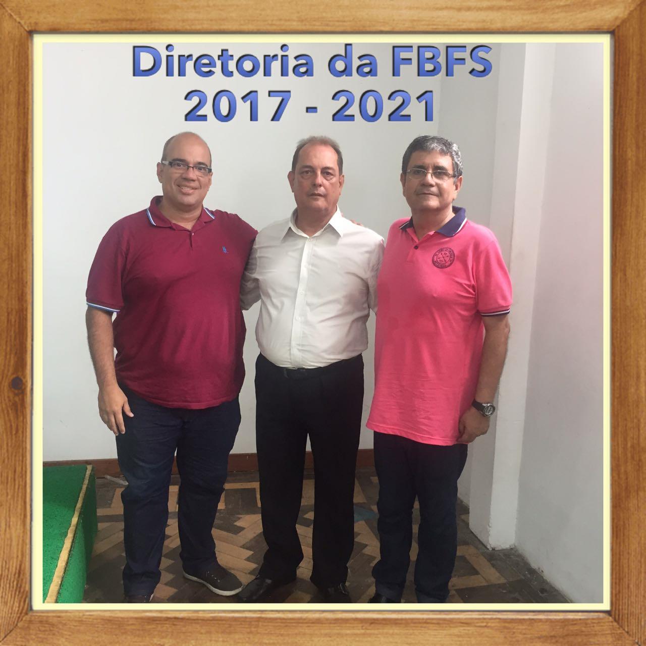 Nova Diretoria 2017/2021